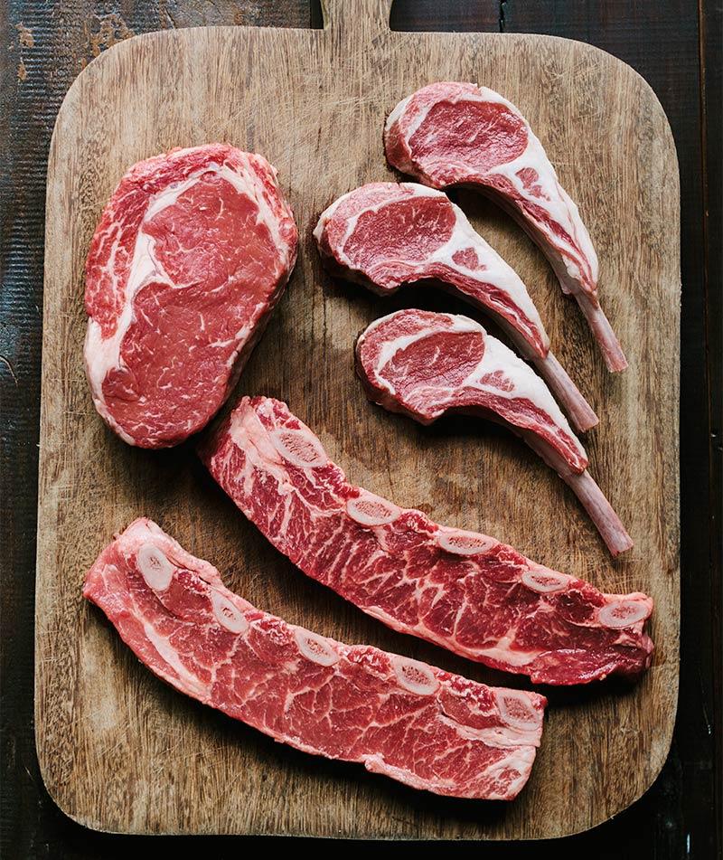 Origem das Carnes | Restaurante Cortés Asador