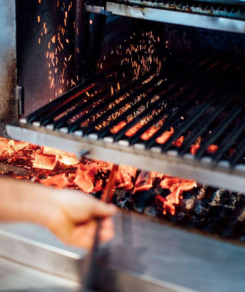 Parrilla | Restaurante Cortés Asador